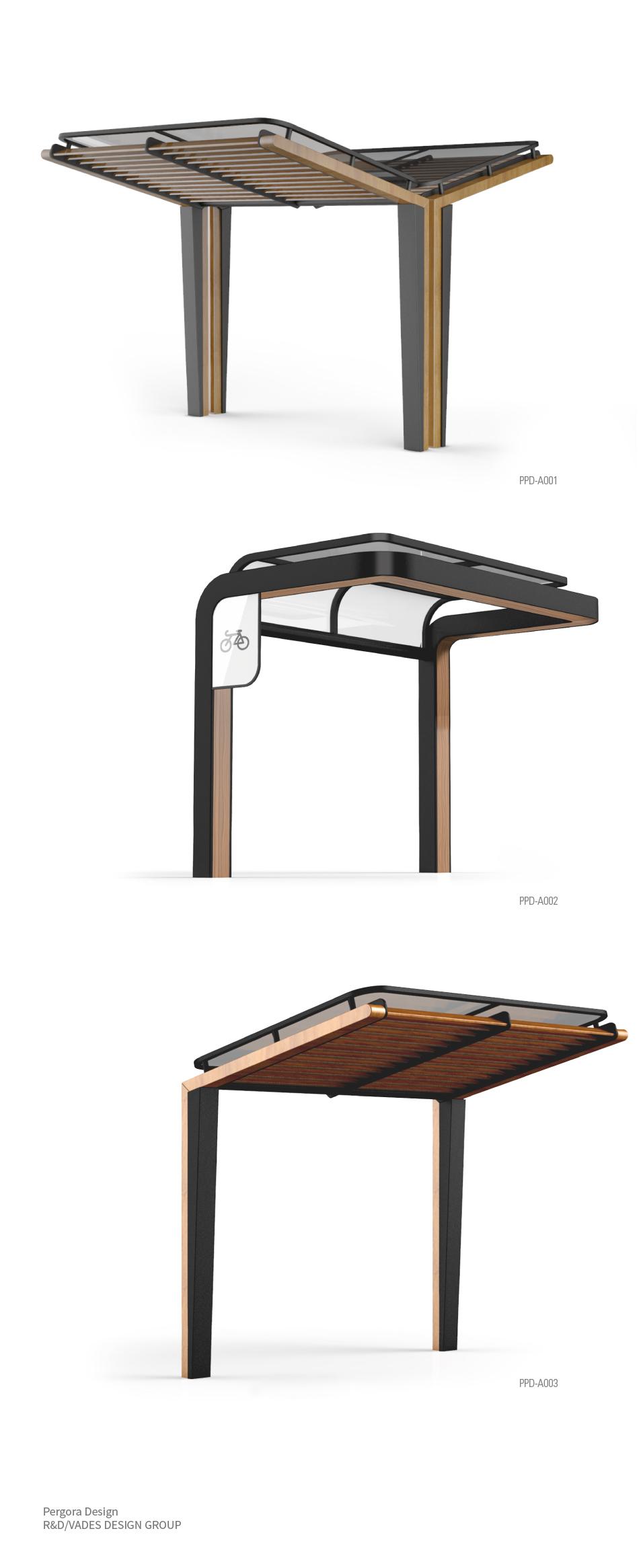Pergora Design - R&D/VADES DESIGN GROUP