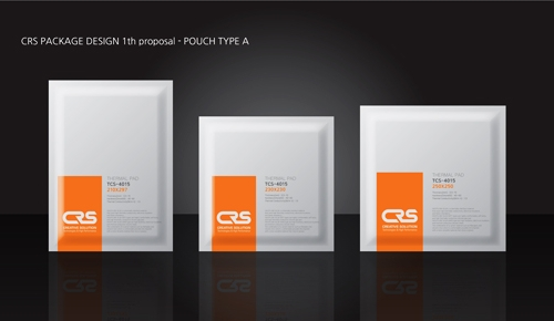 CRS pouch type Package